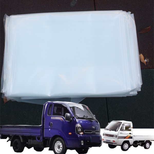 (면목동화) 면목동화 화물차 비닐호로5x6M 라보 1톤 두께0.12