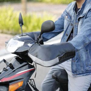 오토바이 핸들 워머 방한 장갑 스쿠터 토시 방한용품