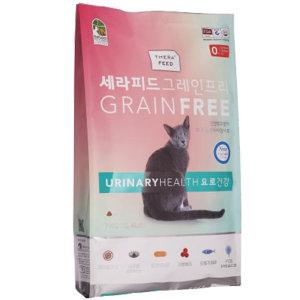 세라피드 그레인프리 고양이 요로건강 사료 7kgX2개