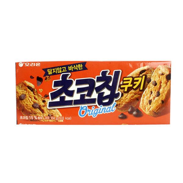 초코칩 쿠키 104g 1박스(21개입)