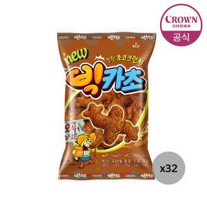 빅카초58g 32봉 /스낵/과자