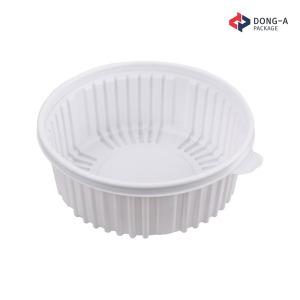 원형 감자탕용기(소) 200개/배달용기/찜용기/면용기