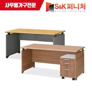 703 탑책상 사무용 학생용 일자 책상 W1200