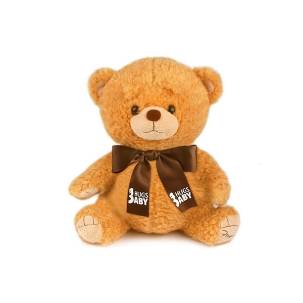 벤틀리베어인형 브라운리본 소형(30cm)-곰인형