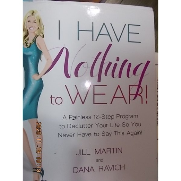 I Have Nothing to Wear (Hardcover)    /(하단참조)