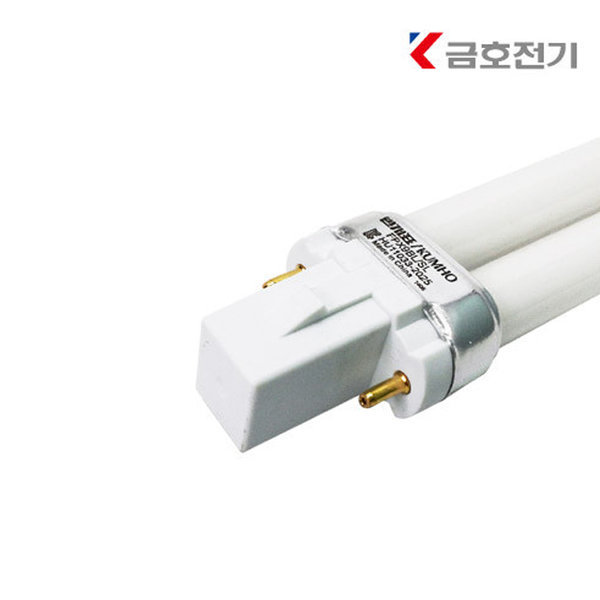 금호전기 포충램프 FPX 9BL/SL 9W(2핀)