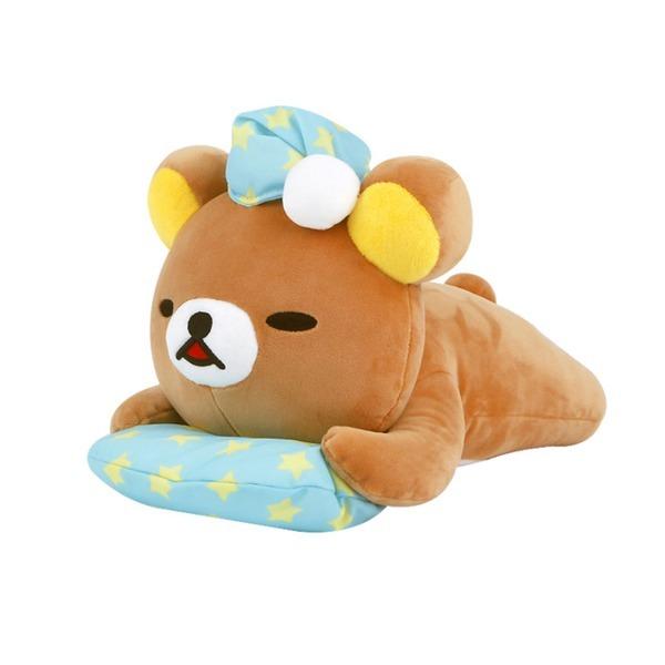 파자마 리락쿠마 봉제인형-리락쿠마인형 25cm 곰인형