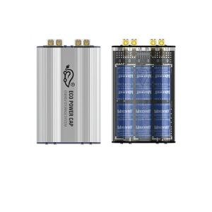 에코파워캡 썬더볼트 슈퍼캐패시터 출력강화 전압안정