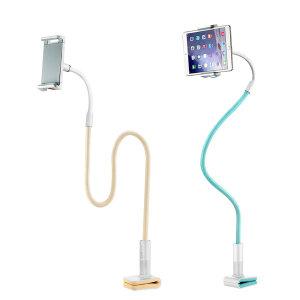 태블릿 핸드폰 휴대폰 거치대 STEELIE (100cm-베이지)