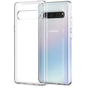 갤럭시 S10 5G 투명 하드 젤리 핸드폰 폰 케이스