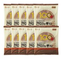 농협식품 현미누룽지/식사대용/간식 150gX10개