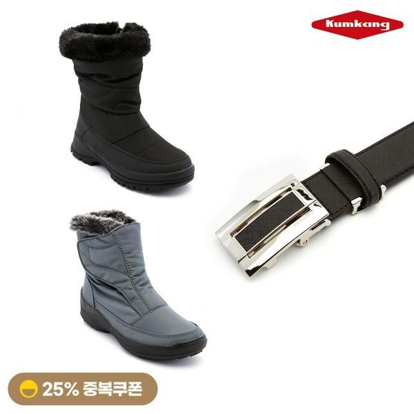 25%+10%/패딩부츠/정장화/ 패딩슬립온/ 여성부츠