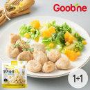 굽네 탱글탱글 닭가슴살 볼 콘맛 1+1팩/GK46