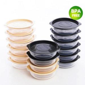 전자렌지 용기 심플 모노쿡 450ml 16세트 BPA FREE
