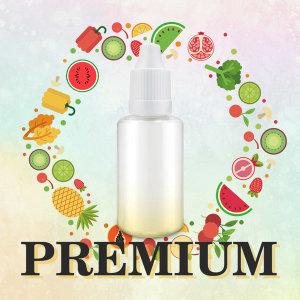 프리미엄 향료 전자담배 대용량 액상 만들기