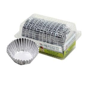 일성 베이킹컵 원형/유산지/은박도시락/머핀컵/은박컵