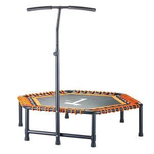 신형 준클럽용 트램폴린 가정용 트램펄린 점핑 오렌지