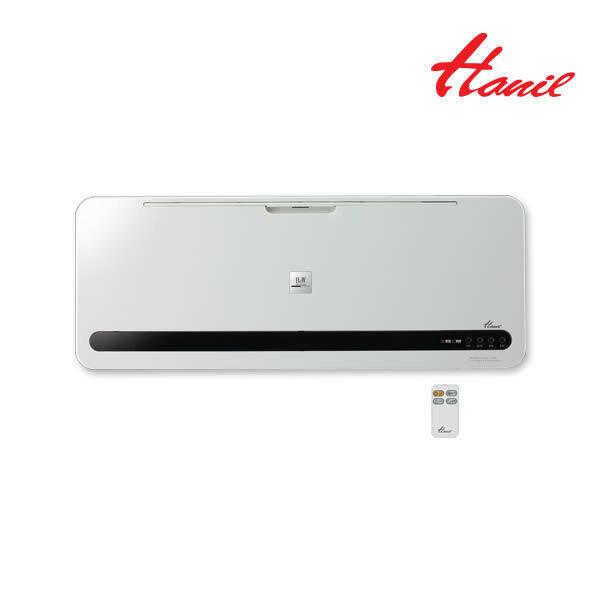 (현대Hmall)한일 국내산 벽걸이 전기 온풍기 HEFW-2150R
