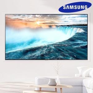 삼성 55인치 UHD 비즈니스 TV 벽걸이형 삼성 무료설치