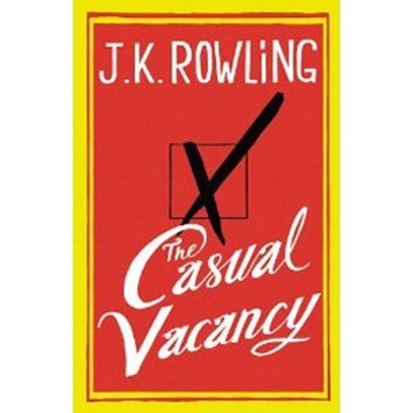 The Casual Vacancy (Hardcover)    /(J.K.ROWLING/하단참조)