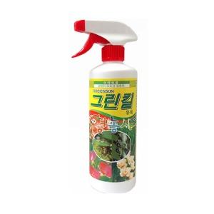 그린킬 500ml 화분 화초 진드기 벌레약 해충