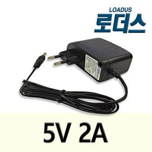 DC 5V 2A HQ-1005Fw SMPS AC 10W Adapter