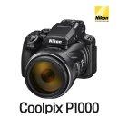 COOLPIX 하이엔드디카 P1000 광학125배줌 24-3000mm