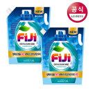 FiJi 토탈케어젤 액체세제 리필 1.5L 2개