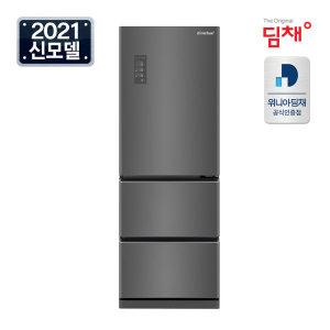 딤채  (공식) 21년형 스탠드형 김치냉장고 330리터 EDT33EFRZDT