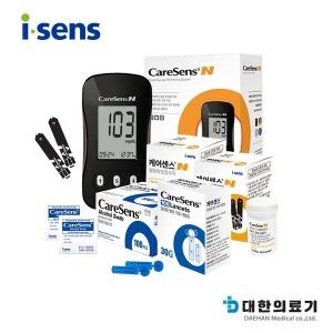 케어센스N 혈당측정기 +시험지110+솜100+침110+사은품