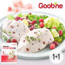 굽네 수비드 닭가슴살 핑크솔트 크랜베리 1+1팩/IX04