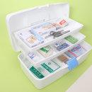 구급함 대형 12종약품세트 구급상자 구급가방 약통