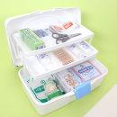 구급함 중형 16종 약품세트 구급상자 구급가방 약통