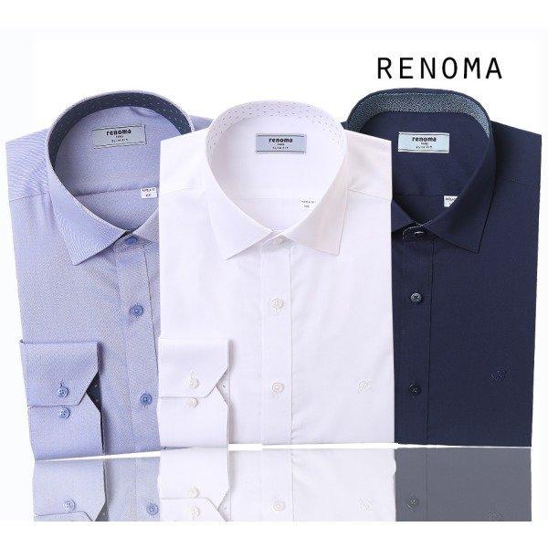 레노마_셔츠(남성)  2020년 레노마셔츠 유니크한 긴소매 드레스셔츠 슬림일반핏29종