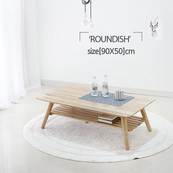 원목~폴딩 거실 접견 소파 책상/접이식테이블90