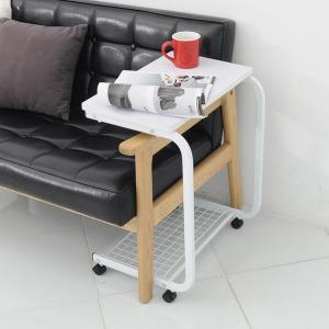 사이드테이블/ 이동식책상/ 보조테이블/ 침대책상