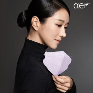 (A) 아에르 Pro (프로) 10매 전문가용 컬러마스크 2급