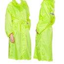 형광 안전우의 남자 우비 낚시 우의 비옷 레인코트