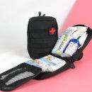 구급낭 XL 13종약품포함 블랙 응급키트 구급가방