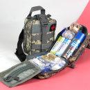 구급낭 XL 크로스 ACU 16종약품 응급키트 구급가방