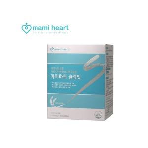 (마미하트 슬림핏 1개월) 귀리식이섬유+가르시니아