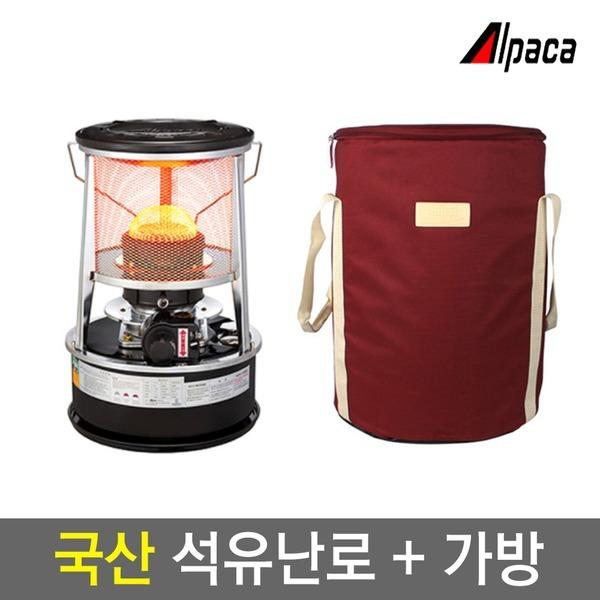 TS-231A+가방 태서전기 심지식 석유난로/국산/캠핑