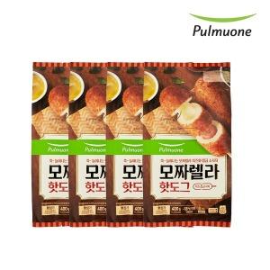 모짜렐라 핫도그80g 5입X4봉(총20개)