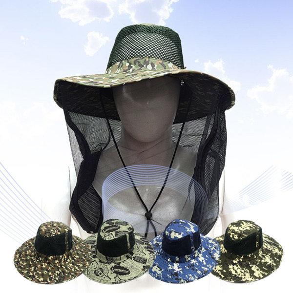 매쉬 방충 정글모자 해충차단 사파리 낚시 농모