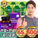 보스웰리아 5박스+관절연골 건강-글루코사민(3개월분)
