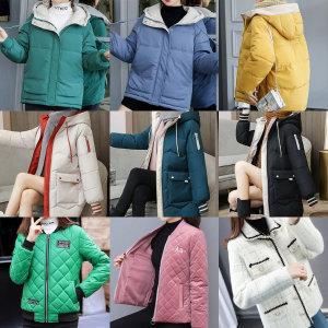 (도도한걸)여성자켓/패딩/바람막이/하프/가디건/조끼