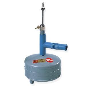 스프링청소기 10m 변기압축기 뚫어뻥 뚜러뻥 변기막힘