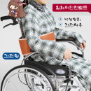 휠체어안전벨트 안전보호대 휠체어안전띠 낙상방지