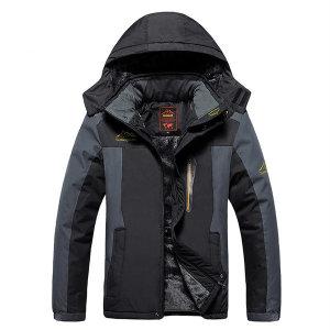 겨울 야상점퍼 낚시복 방풍 방한 기모 등산복 코트