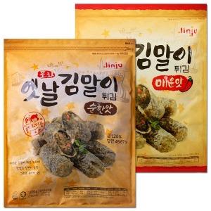 진주 포차옛날김말이1kgx2봉(순한맛/매운맛)